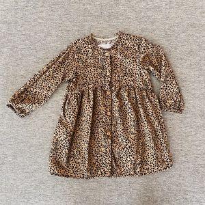 Zara Cheetah Dress